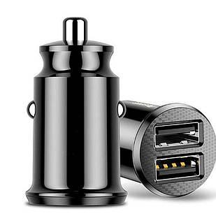 Автомобильное зарядное устройство Samsung 2USB 2A Fast charge