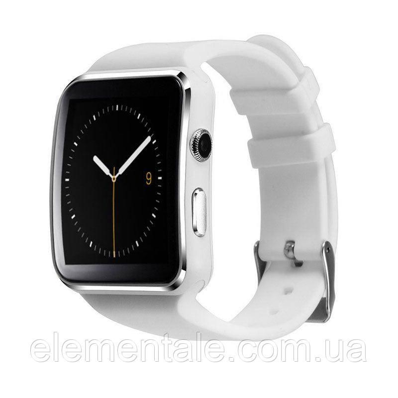 Умные часы Smart Watch X6 Plus White Original