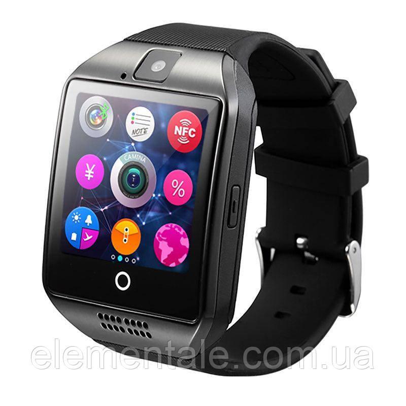 Умные часы Smart Watch Q18 Apro Black