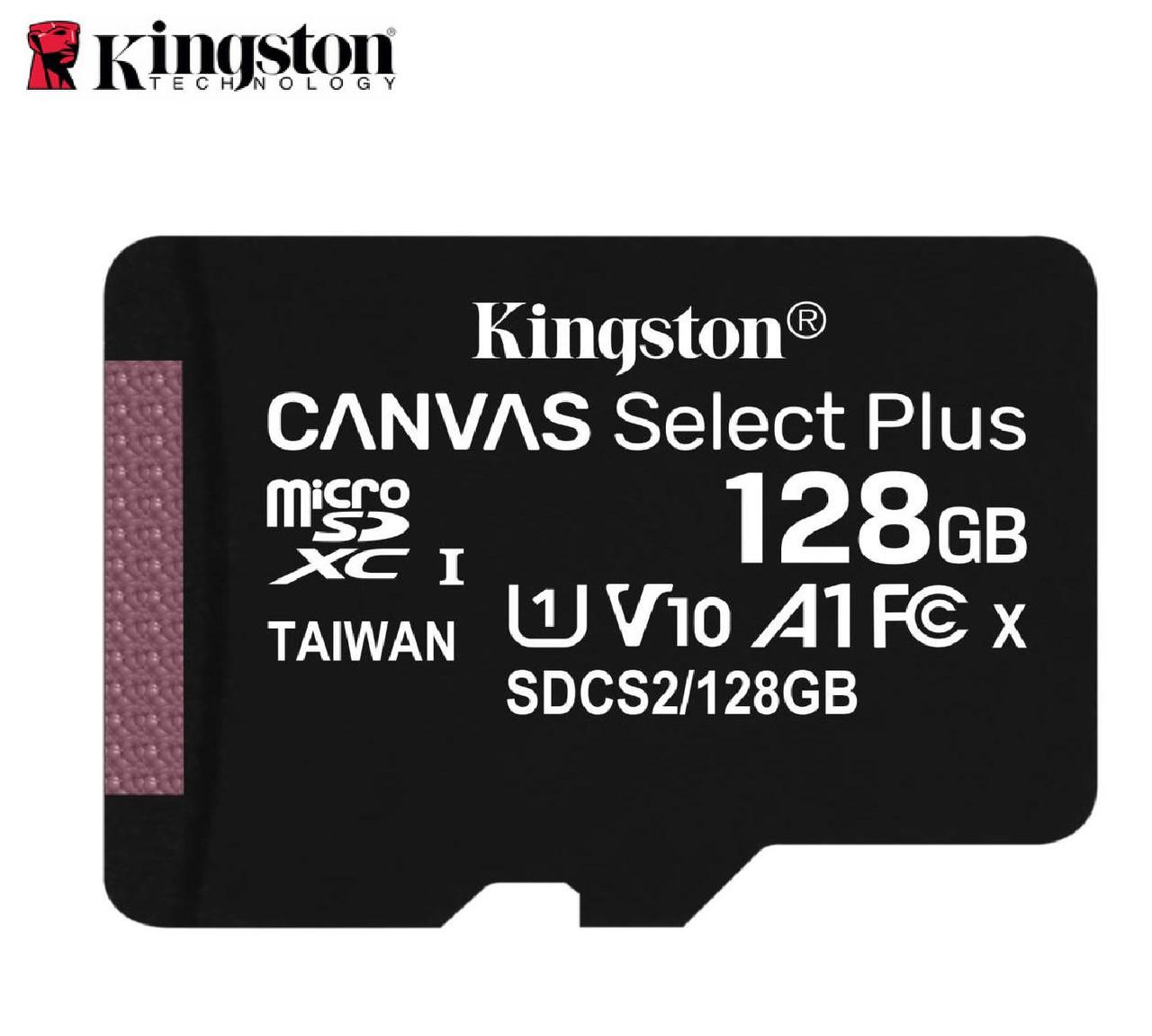 Kingston MickroSD 128Gb