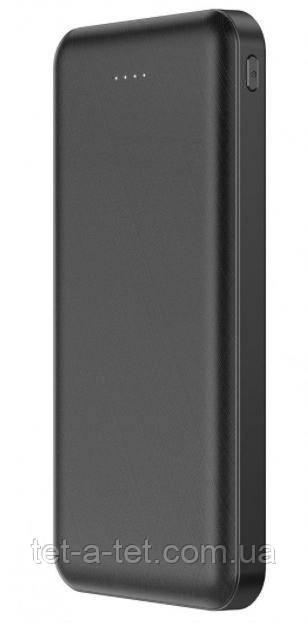 Портативная батарея (Power Bank) Xipin T56/РХ102 10000 mAh Black