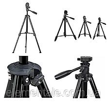 Штатив для фотоаппарата Noisy A508 с чехлом Black