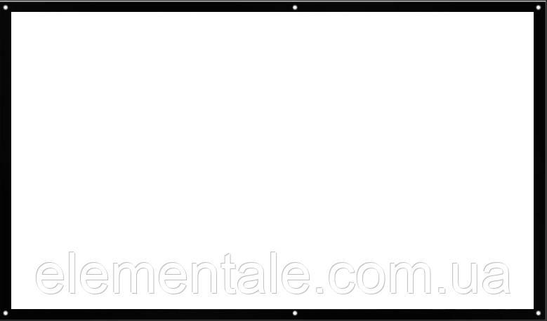 Экран для проектора натяжной Noisy PX-1128 72 дюйма