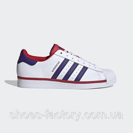 Adidas Superstar FV4189 Кроссовки мужские Оригинал, фото 2