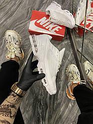 Nike Air Max TN Plus White Grey (Білий) Чоловічі Кросівки