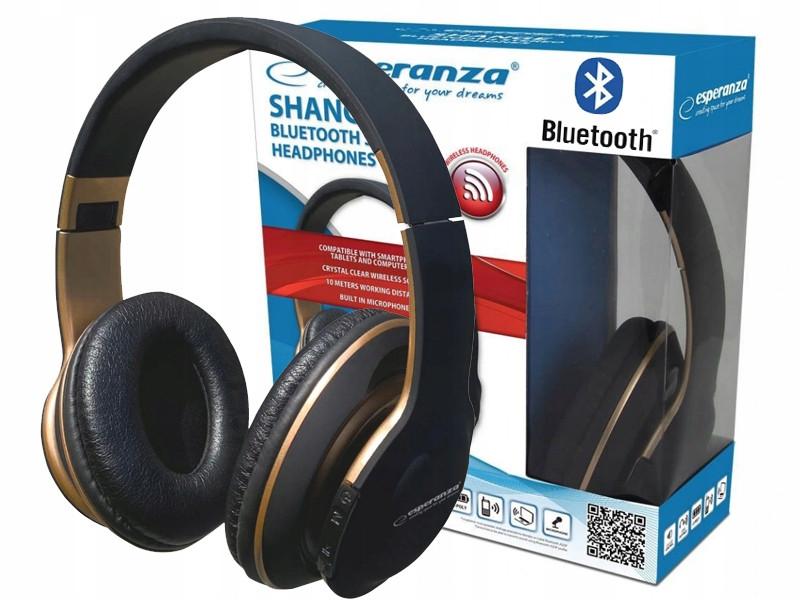 Беспроводные стерео наушники Esperanza SHANGE EH220 (Bluetooth 5.0,200 мАч)