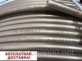 Трубы для теплого пола Ferolli PEX-A 16*2 (Италия)