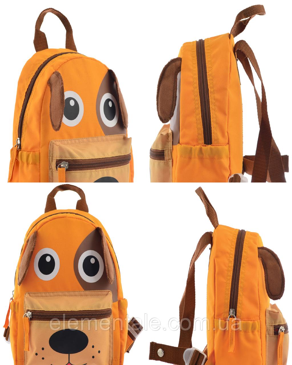 Рюкзак детский  YES  K-19 Pupp Коричневый