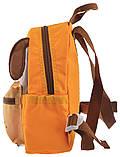 Рюкзак детский  YES  K-19 Pupp Коричневый, фото 2