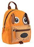 Рюкзак детский  YES  K-19 Pupp Коричневый, фото 6