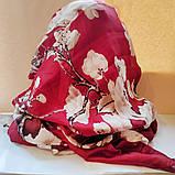 Шарф/платок из шелка, фото 2