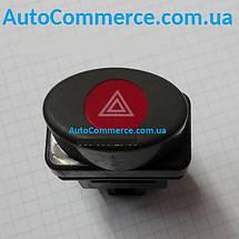 Кнопка (вмикач) аварійної сигналізації Dong Feng 1044, 1032 Донг Фенг, Богдан DF30, DF20., фото 3