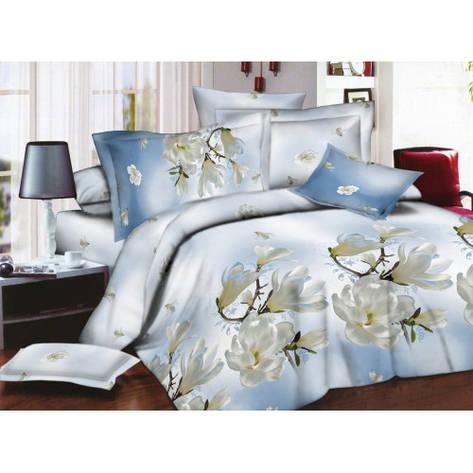 Качественное постельное белье ТЕП  RestLine 144 «Весенний сон» 3D дешево от производителя., фото 2