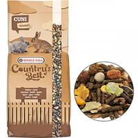 Корм Versele-Laga Countrys Best Cuni Fit Muesli зернова суміш, для кролів, 20 кг