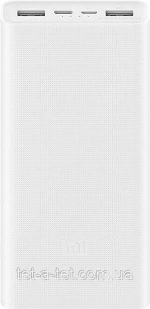 Портативная батарея (Power Bank) Xiaomi Xiaomi Mi 3 20000mAh White