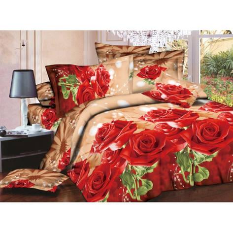 Качественное постельное белье ТЕП  RestLine 145 «Серенада» 3D дешево от производителя., фото 2