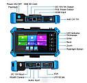 Moнитор тестер 8MPвидеонаблюдения IPC-5100 Plus 12MP IP\CCTV CVBS CVI TVI AHD 8MPonvif POE 12в,1920x1080 Wi-Fi, фото 7