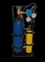 Газозварювальний пост, пальник, газозварювання СП-3