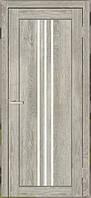 Дверь межкомнатная ПВХ / Экошпон / смарт СО49 / Дуб Дмчатый / Дуб Магма / Дуб светлый / Дуб Меренго