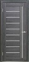Двері міжкімнатні ПВХ / Екошпон / смарт СО67 / Дуб Магма / Дуб димчастий / Дуб Світлий