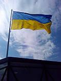 Флагштоки из нержавеющей стали 6-14м, фото 10