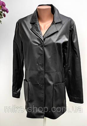 Куртка жіноча на ґудзиках  Розмір L ( Б-157), фото 2