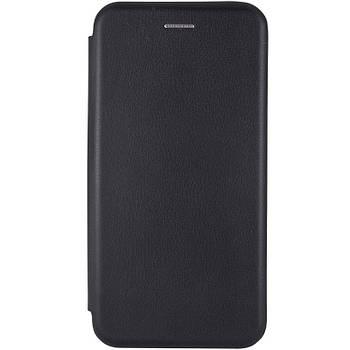 Кожаный чехол (книжка) Classy для Xiaomi Redmi 8 Черный