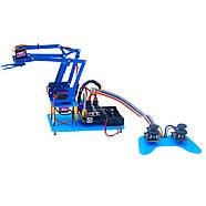 Набор Ардуино механическая подвижная рука 4DOF V 2.0, фото 3
