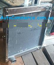 Радиатор системы охлаждения Dong Feng 1062, Богдан DF-40