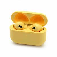 Гарнитура BLUETOOTH inPods 3 yellow soft touch (кейс зарядки)