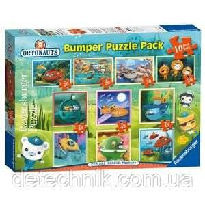 Пазлы Bumper Pazzle Pack 10 шт в упаковке