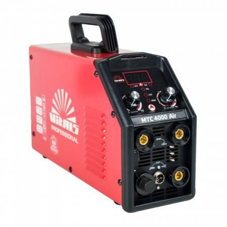 Сварка TIG\CUT\MMA Vitals MTC 4000 Air 3 в 1 плазморез, аргон инвертор