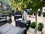 Стол садовый Allibert by Keter Corfu Coffee Table, фото 8