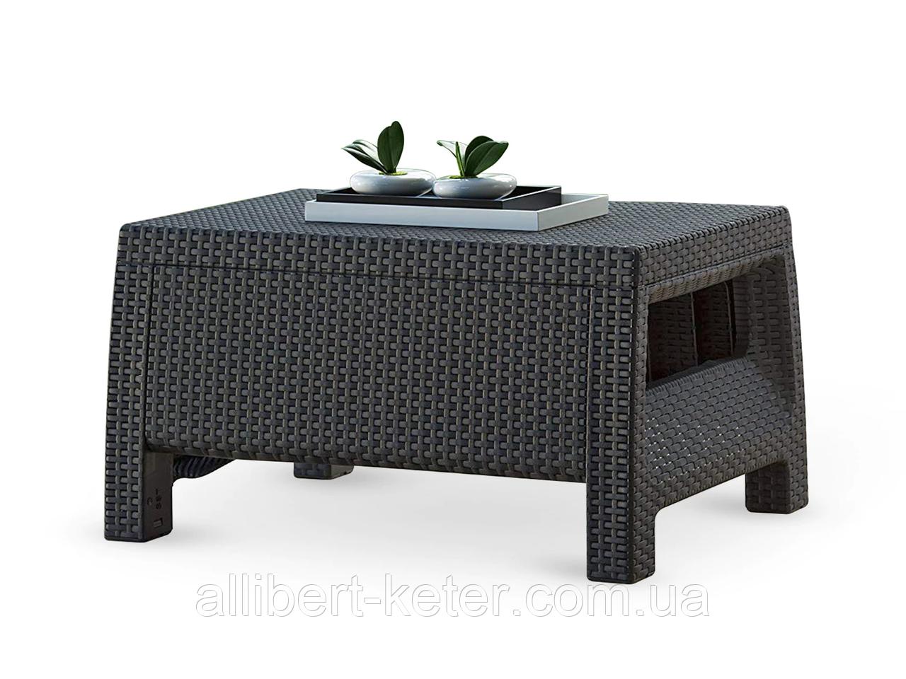 Стол садовый Allibert by Keter Corfu Coffee Table
