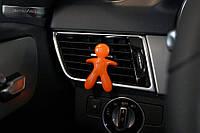 Ароматизатор в автомобиль Mr & Mrs Fragrance Cesare Energy (фруктовый) ( пахучка человечек )