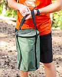 Термо сумка для  5 л газового баллона, фото 4