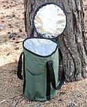 Термо сумка для  5 л газового баллона, фото 3
