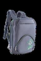 Рюкзак з відділенням для ноутбуку GREY ZB14.0023GR