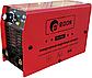 Инверторный сварочный аппарат Edon TB-250C дисплей, фото 2