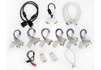 Коннектора и интерфейсные кабеля связи