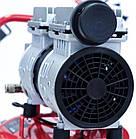 Компрессор воздушный безмасляный одноцилиндровый LEX 24 л (LXAC-24- 11LO), фото 2