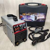 Инверторный сварочный аппарат Sirius MMA-320 (кейс)