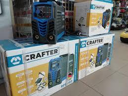 Инверторный сварочный аппарат Crafter RPI-250