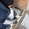 Герметизация рабочих и температурных швов