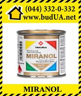 Декоративная краска Миранол Тиккурила, 0,1 л (серебро)