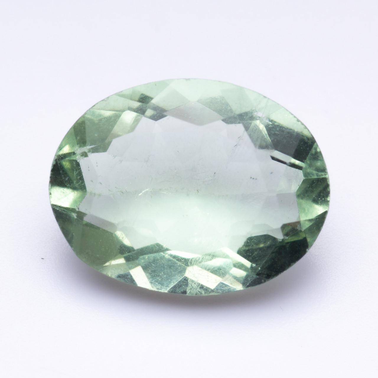 Натуральный зеленый Флюорит