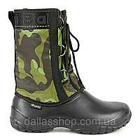 Берцы тактические камуфляж, легкие тактические ботинки сноубутсы. Германия Украина, фото 1