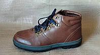 Ботинки мужские зимние Pierre Cardin. Натуральная кожа и мех. (Оригинал). 40 размер, фото 1