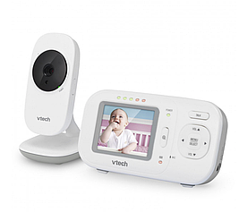"""Цифровая видеоняня 2,4"""" Vtech VM2251 c датчиком температуры и цветным экраном"""