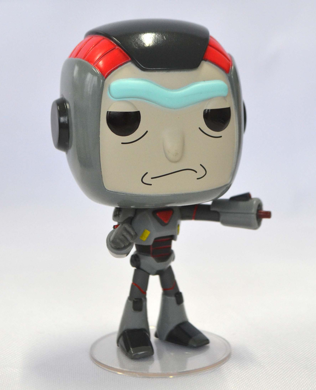 """Колекційна фігурка FUNKO POP! """"Рік і Морті"""" – Рик у механічному костюмі"""